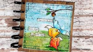 Dream Big Journal Page