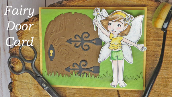 Fairy Door Card