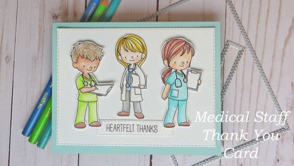 Thank You Card for Medical Staff