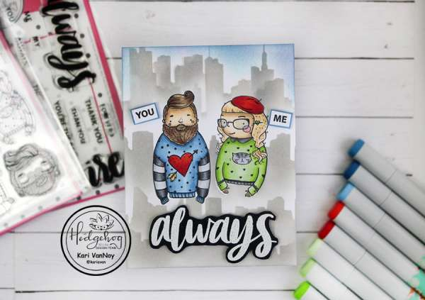 Always Friends Card