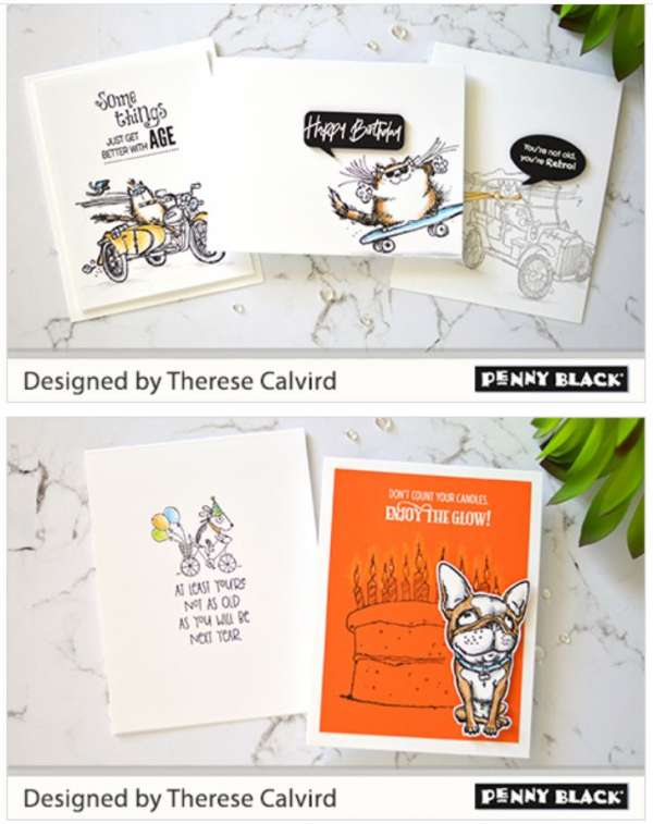 5 Masculine Birthday Card Designs