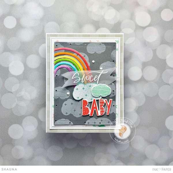 Rainbow Baby Card