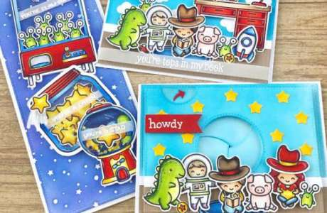 Toy Story Cards Inspiration