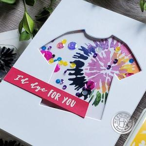 T-Shirt Shaker Card