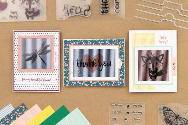 Animated Stamps from CTMH