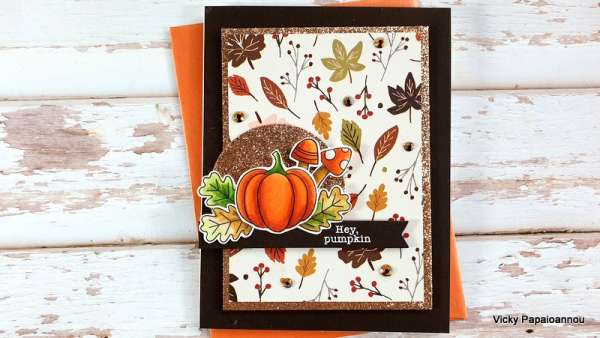 Hey, Pumpkin Card