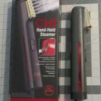 CHI Hand-Held Steamer Review and Giveaway