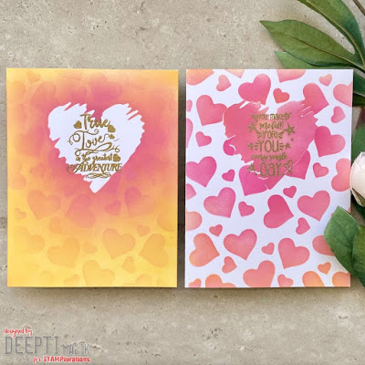 Quick and Easy Valentine Cards