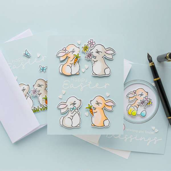 3 Easy Easter Cards