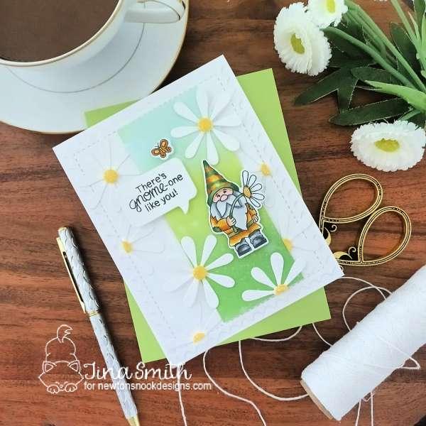 Garden Gnome Card Tutorial