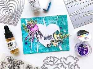 Ocean Friends Card