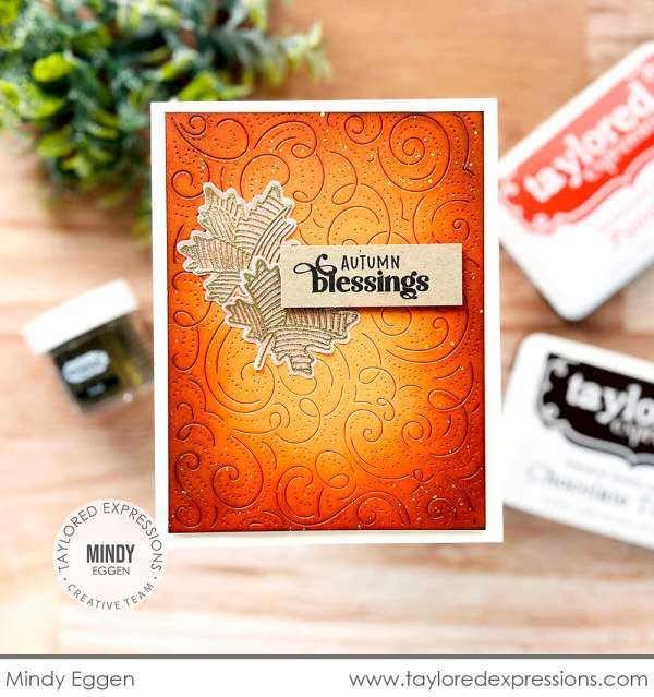 Autumn Blessings Card