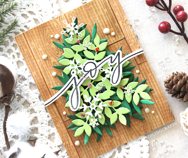 Create a Wood Panel Card Background