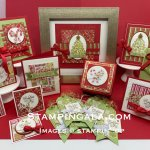Most Wonderful Time Product Medley, Christmas Favors, cards, 3D, Home Decor, Tags.
