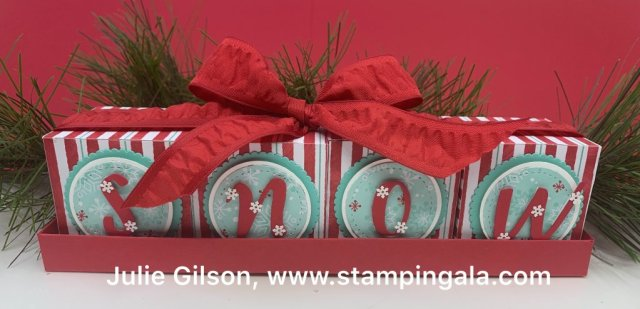!2 Days of Christmas - Day #1, Home Decor, Snow Blocks