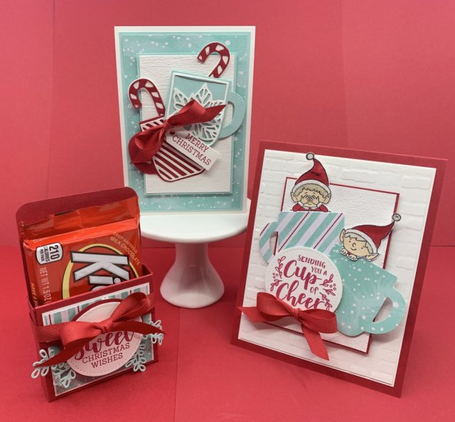 Place a minimum $35 online order between Thursday, November 7, 2019 and Monday, November 11, 2019, and I will send you all three make & takes for FREE.  Please use Host Code UT7XCZUJ.   Join my team here:  http://www.stampinup.net/esuite/home/juliegilson/jointhefun  Subscribe to my YouTube Channel here:  https://www.youtube.com/channel/UCXtqgi3Dun8y0RofoxBA7hQ?view_as=subscriber  Subscribe to my blog here:  https://www.stampingala.com  Follow me on Pinterest here:  https://www.pinterest.com/stampingala/