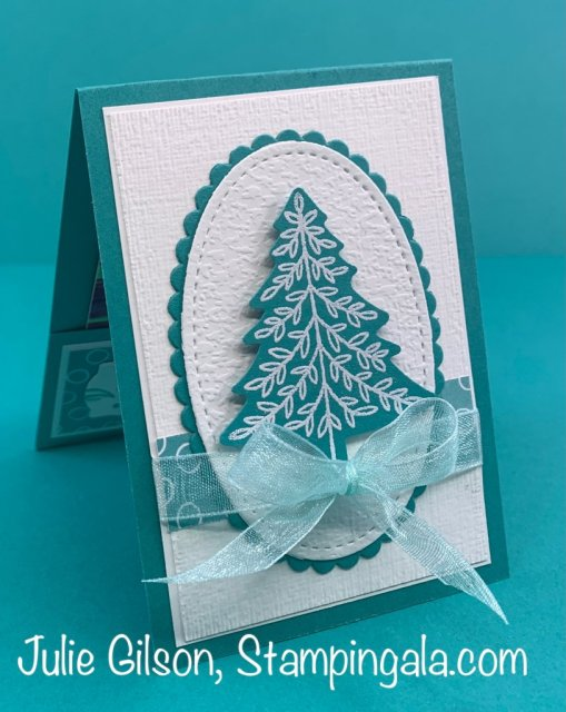 Christmas cards and gift card holder created with Stampin' Up's Perfectly Plaid stamp set.  #Stampin' Up, #Stampin' Gala, #Christmas Crafts, #Gift Card Holder, #Handmade Cards