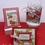 Greeting Cards and Gift Bag created with Stampin