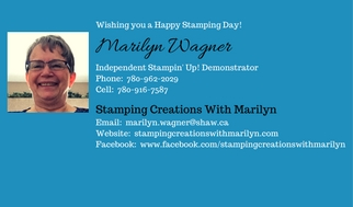 Click here to order Stampin' Up! in Canada