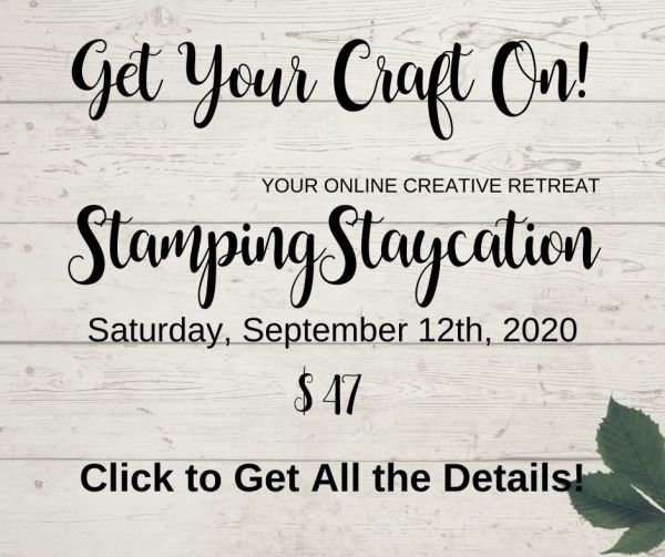Stamping Staycation