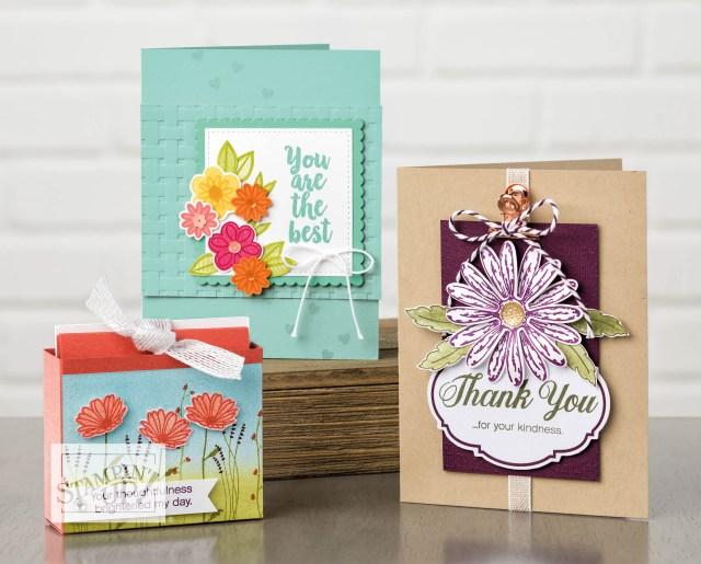 Daisy Lane Card Card