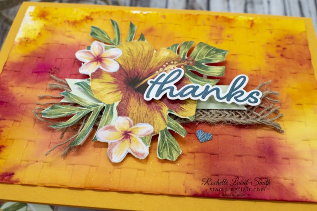 Stampin' Dreams Blog Hop, Case a Card, Tropical Oasis Memories and More Card Pack