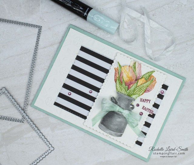 Stampin' Up!, Joy of Sets Blog Hop, Timeless Tulips, Two Tone Tulips