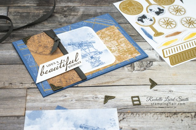 World of Good memories and more Stampin' Up handmade card