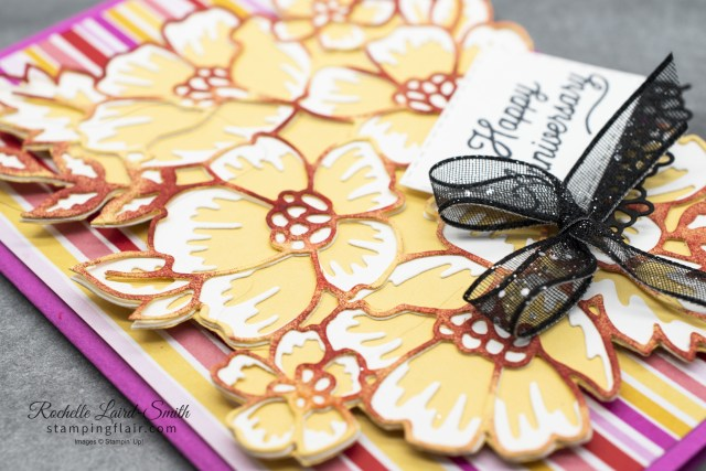 Stampin' Up! Many Layered Blossoms