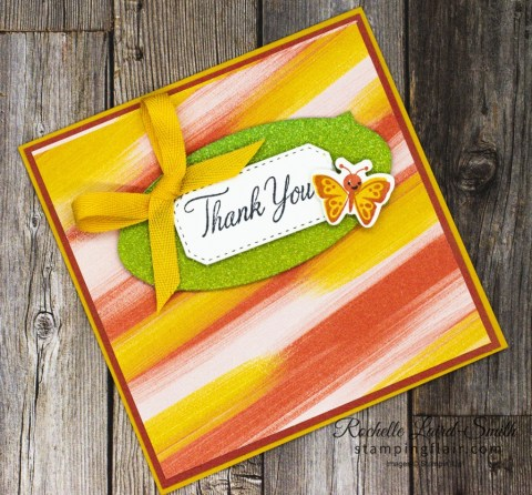 Joy of Sets Blog Hop, Thankful for you, November 2020, Hippo & Friends Bundle, Stampin' Up!, Rainbow Glimmer Paper, Playing with Patterns, Butterfly