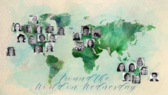 Around the World on Wednesday Design Team Header March 2020
