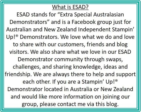 ESAD Blog Hop, Farewell 2020-2021 Annual Catalogue, What is ESAD?