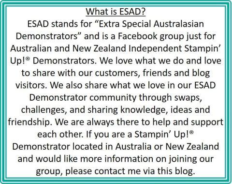 ESAD Blog Hop, Farewell 2020-2021 Annual Catalogue, What is ESAD?