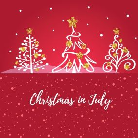 Christmas in July Creative Escape