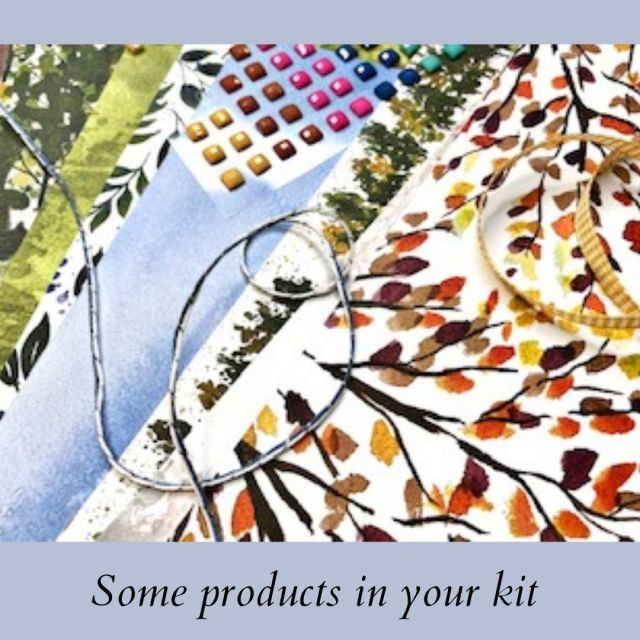 Color & Contour Class in the Mail products included