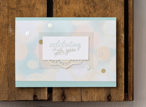 Falling for You stamp set, Falling In Love Designer Series Paper, Stampin Up, 2017 Occasions Catalogue