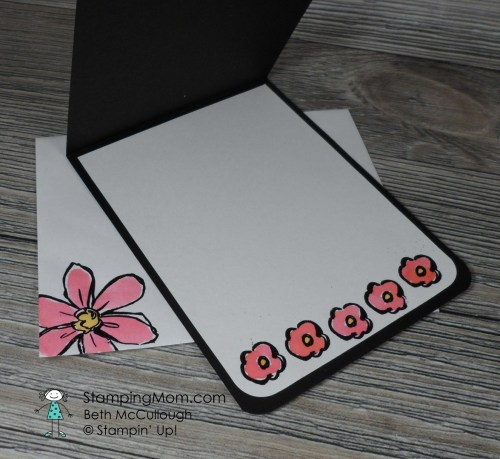 StampinUp Garden in Bloom All Occasion card designed by demo Beth McCullough. Please see more card and gift ideas at www.StampingMom.com #StampingMom
