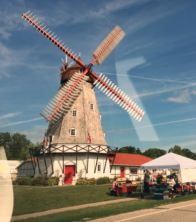 Olson Reunion-danish windmill