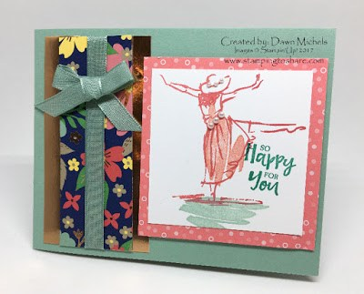 Beautiful You with Affectionately Yours Specialty Designer Series Paper - Stampin' Up!