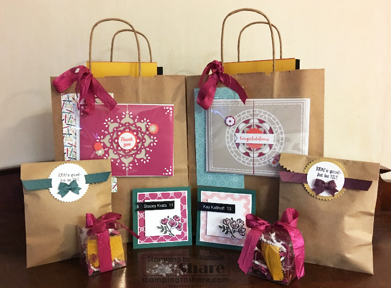 Stamping to Share Spring Fling 2018