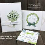 You Can Make It Wishing You Well Bundle from the 2018 Stampin