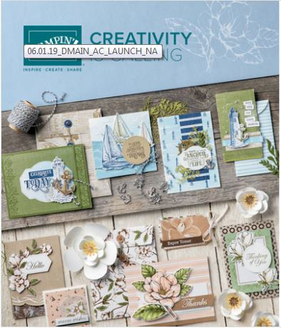 2019-20 Annual Catalog from Stampin' Up!