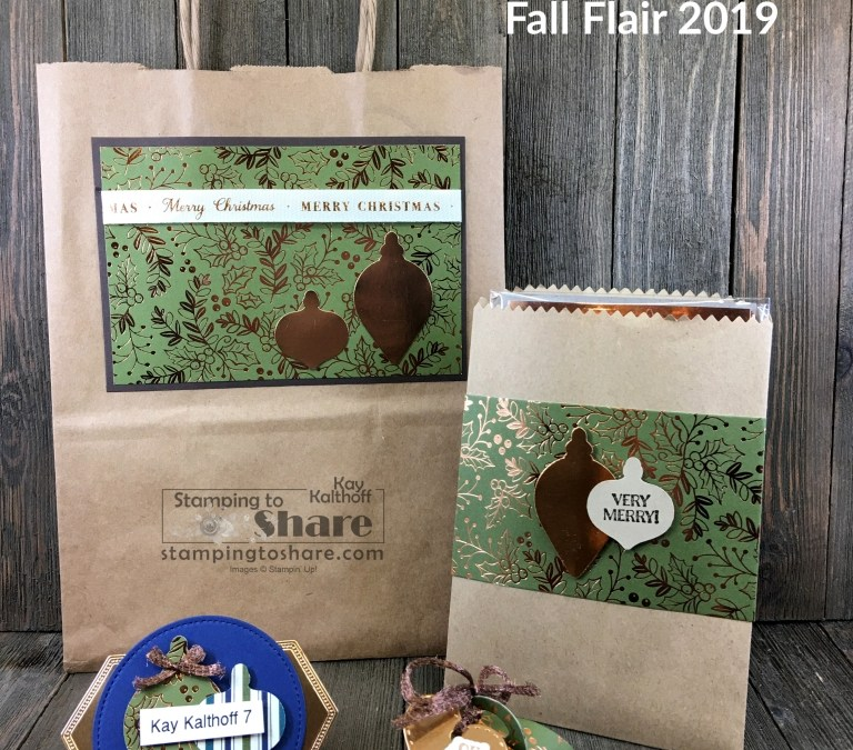Creative Crafters Stamping to Share: Fall Flair 2019