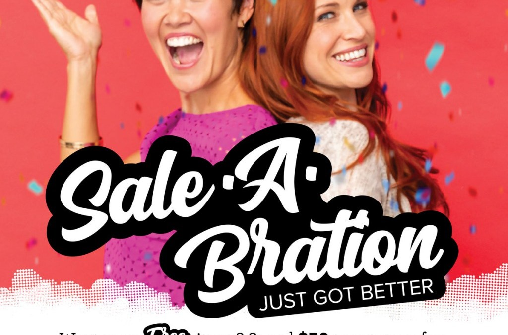 Sale-a-bration Second Release is Here! Check out ALL the details including three videos!