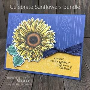 Celebrate Sunflowers Bundle