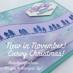 Curvy Christmas Sneak Peek with Curvy Dies and Snowflake Splendor Designer Series Paper created by Kay Kalthoff with Stamping to Share