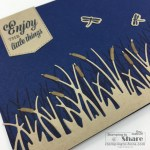 Friend Like You Nature or Masculine card created by Kay Kalthoff with Stamping to Share.
