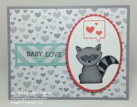 Foxy Friends Baby Love