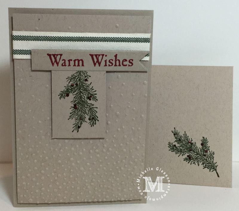 StampinMojo, Warm Winter Wishes, PPA 277, gallery