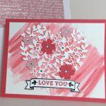 Watercolor Wash Valentine